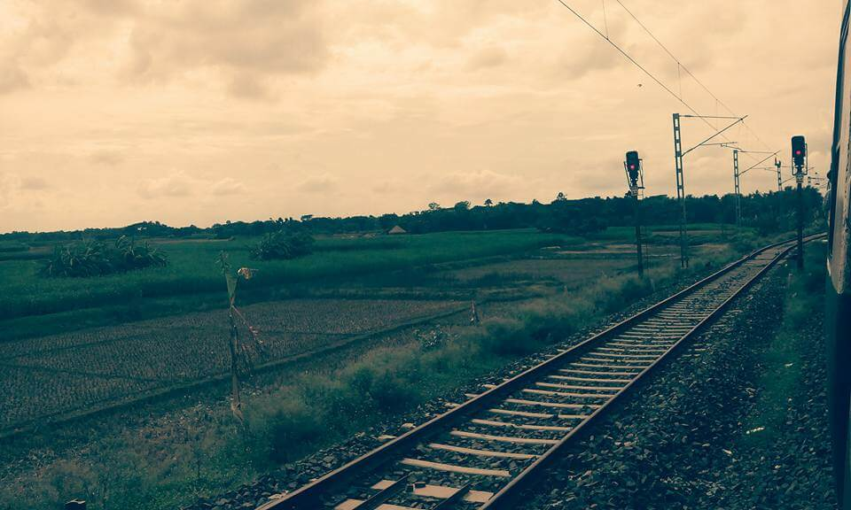 Road to Hasnabad