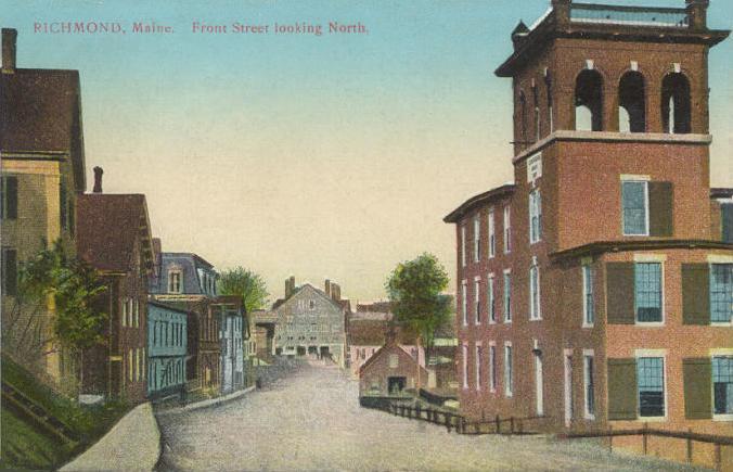 north richmond street
