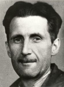 "George Orwell, author of ""Shooting an Elephant"""