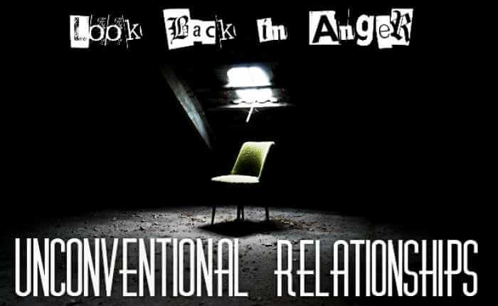 Look Back in Anger: Study of Unconventional Relationships