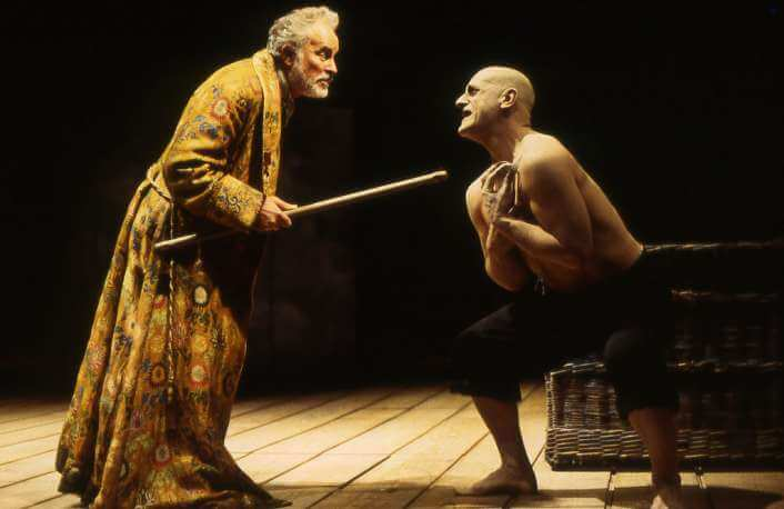caliban a tempest vs caliban the In the tempest, william shakespeare's last play, the deformed caliban-- enslaved, robbed of his island, and trained to speak by prospero--rebukes  prospero.