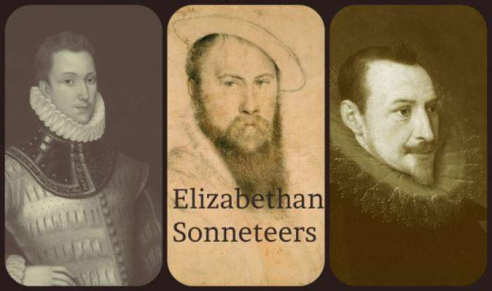 Elizabethan Sonneteers: Contribution of Wyatt, Sidney, and Spenser