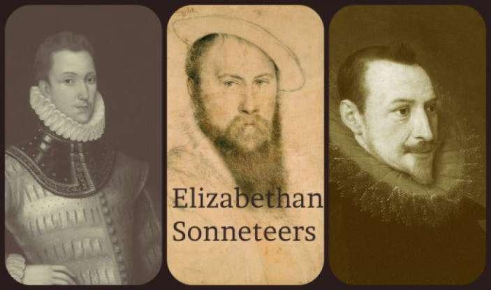 sonnet of wyatt, sidney and spenser