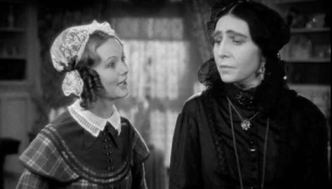 two women character in david copperfield