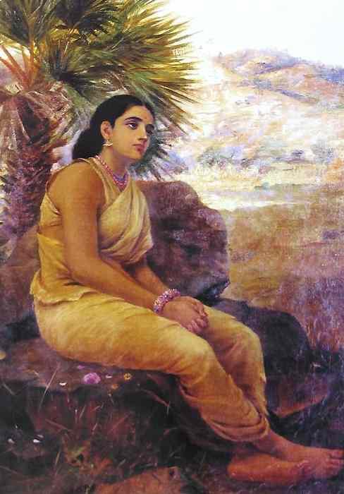 character of sakuntala